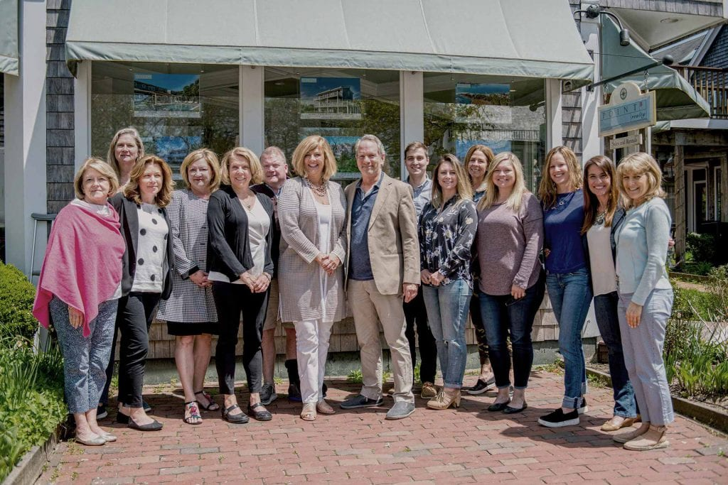 Point B Realty Team Gives Back To Martha's Vineyard community with fundraising, volunteer work and more