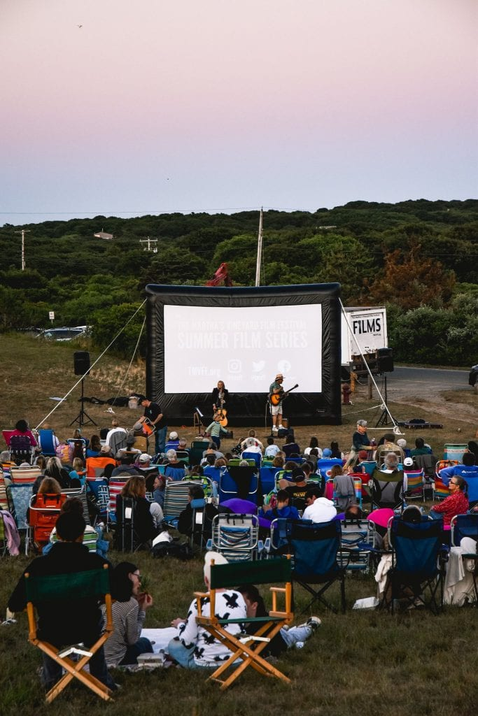 Martha's Vineyard Film Festival Beach Plum Inn Summer Events