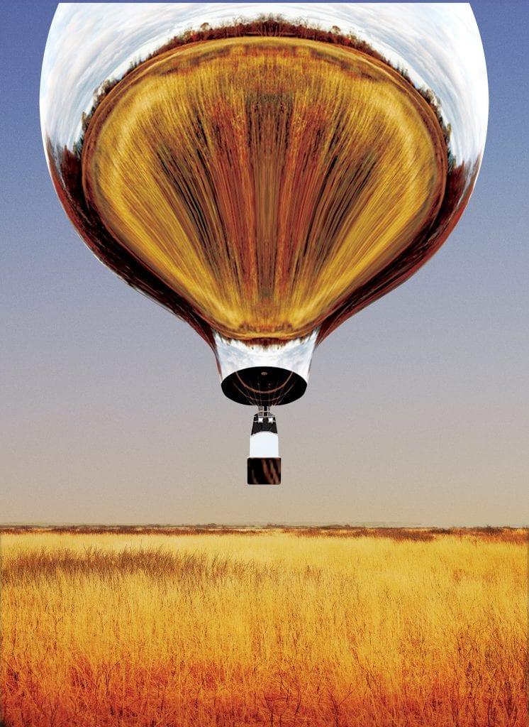 New Horizon Hot Air Balloon Sunrise Experience at Long Point Beach On Martha's Vineyard