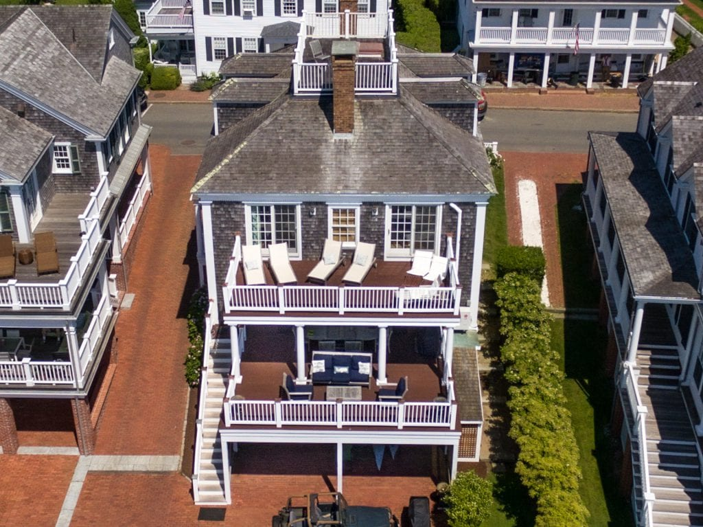 Just Listed: 117 North Water Street Edgartown MA 02539 Martha's Vineyard Waterfront Captain's Home With Deep Water Dock