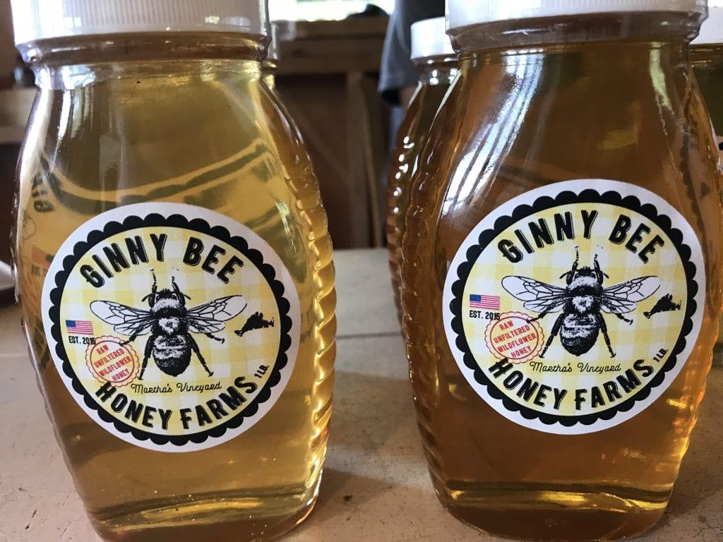 Ginny Bee Honey Farms Beekeeping Marthas Vineyard Oak bluffs