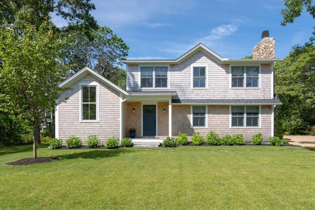 Labor Day Weekend Open Houses In Edgartown - 8 Vickers Street Edgartown MA 02539 Martha's Vineyard Point B Realty Exclusive Listing For Sale