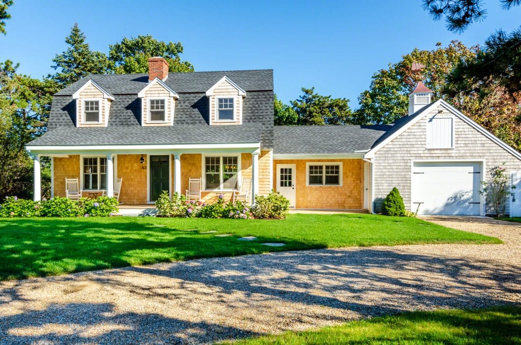Labor Day Weekend Open Houses In Edgartown - Sunday 63 Herring Creek Edgartown MA 02539 Point B Realty Exclusive Listing Martha's Vineyard