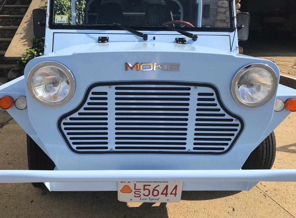 Electric Vehicle MOKE Madness Comes To Marthas Vineyard