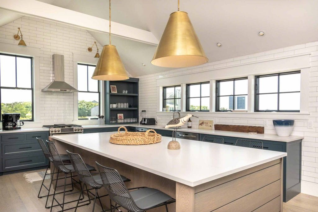 Katama Coastal Retreat Chef's Kitchen Point B Exclusive Rental Newly Listed On Martha's Vineyard