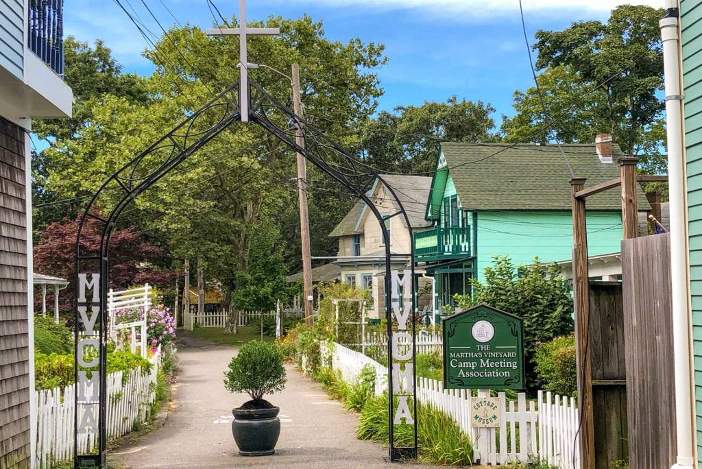 Martha's Vineyard Bucket List: Discovering The Campground In Oak Bluffs Martha's Vineyard Camp Meeting Association