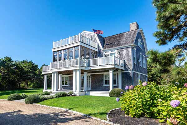 Martha's Vineyard Vacation Rentals Katama August Rental For Summer 2020 - Close to South Beach Point B Realty Exclusive Rental Listing