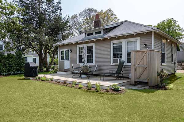 Martha's Vineyard Vacation Rentals Edgartown Village August Rental  Summer 2020 - Point B Realty Exclusive Rental Listing