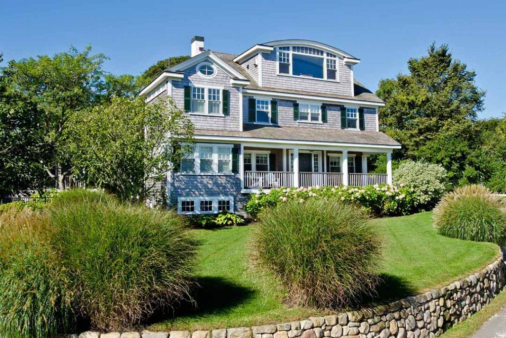 Martha's Vineyard Vacation Rentals For Summer 2020 Luxury Edgartown Home With Pool Guest House And Water Views Point B Realty Exclusive Rental EDG BVEL-13