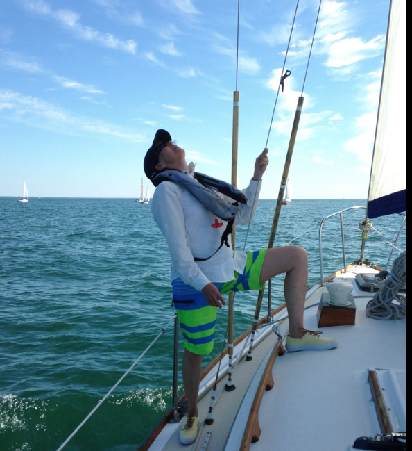 Point B Realty Agent Spotlight Elise Ryan Sailing The Waters of Martha's Vineyard