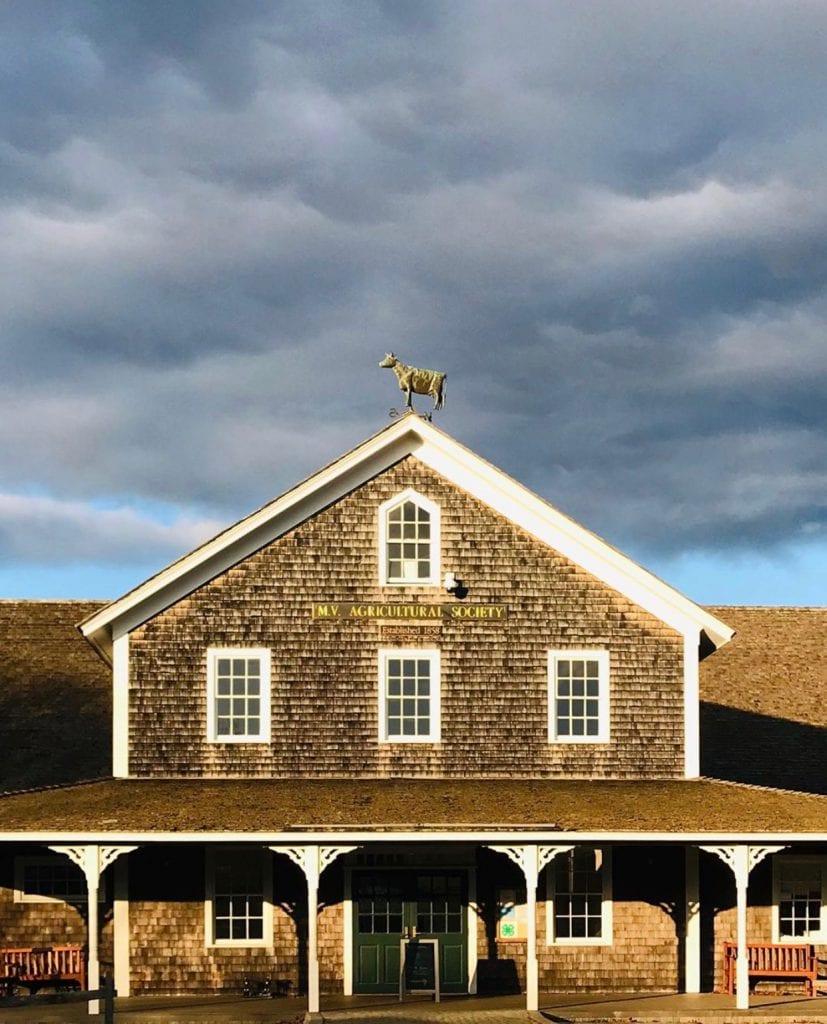 We Love MV - The West Tisbury Farmer's Market Returns With A New Home At Martha's Vineyard Ag Hall