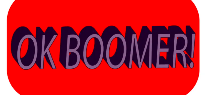 """""""Ok Boomer"""" in the Age of Covid"""