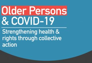 WHO Director-General's opening and closing remarks on older persons and COVID-19