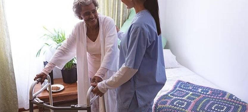 What makes a nursing home age-friendly?