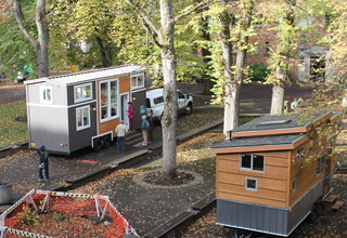 The Latest Craze In Senior Living Is...Tiny Homes?
