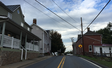 2016-10-13_10_10_35_View_west_along_Maryland_State_Route_107__Fisher_Avenue__at_Norris_Road_in_Poolesville__Montgomery_County__Maryland.jpg