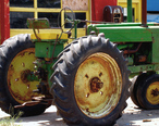 A292__Cawker_City__Kansas__USA__green_and_yellow_tractor__2008.JPG