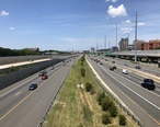 2019-06-26_12_17_29_View_south_along_Interstate_95_and_west_along_Interstate_495__Capital_Beltway__from_the_overpass_for_the_ramp_connecting_Mill_Road_to_Interstate_95_northbound_and_Interstate_495_eastbound_in_Alexandria__Virginia.jpg