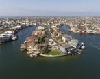 An_aerial_photo_of_a_residential_neighborhood_on_Padre_Island.jpg
