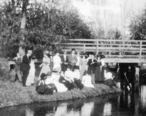 1911_Katy_Residents_at_Cane_Island_Creek_Bridge.jpg