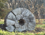 Millstone_at_corner_of_Green_Valley_and_Prices_Distillery_Roads.JPG