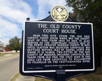 The_Old_County_Courthouse_Marker_Louisville_Alabama.JPG