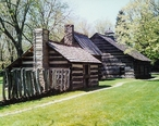Restored_cottages_of_the_Moravian_Indians_in_Schoenbrunn__Ohio.jpg