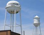 Granger_Iowa_20090607_Water_Towers.JPG