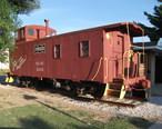 Centennial_Caboose_in_Rogers_Arkansas.JPG