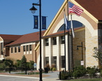 Montgomery_Illinois_Village_Hall_corner_view.JPG