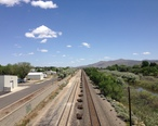 2014-06-04_12_04_00_View_east_along_the_Union_Pacific_Railroad_from_the_5th_Street_Bridge_in_Elko__Nevada.JPG