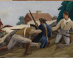 Ross_Moffett-_A_Skirmish_Between_British_and_Colonists_near_Somerville_in_Revolutionary_Times_-1980.133.3_-_Smithsonian_American_Art_Museum.jpg