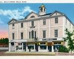 Wells_Maine_Town_Hall_1940s_postcard.jpg
