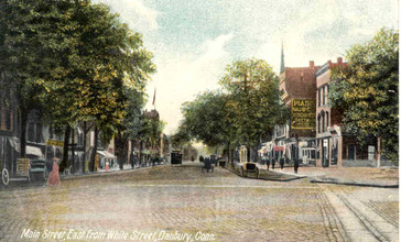 PostcardMainStFromWhiteStDanburyCT1907.jpg