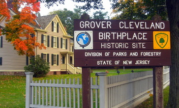 Cleveland_Birthplace_in_Caldwell_Borough.JPG