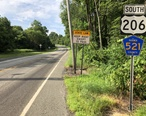 2018-07-27_09_19_46_View_south_along_U.S._Route_206_and_Sussex_County_Route_521_just_south_of_Old_Mine_Road_and_Sussex_County_Route_650__Deckertown_Turnpike__in_Montague_Township__Sussex_County__New_Jersey.jpg