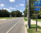 2018-08-09_14_25_10_View_west_along_Cape_May_County_Route_550__Webster_Street__just_west_of_Cape_May_County_Route_557__Washington_Avenue__in_Woodbine__Cape_May_County__New_Jersey.jpg