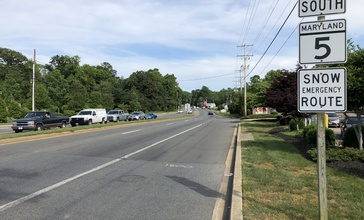 2019-05-22_16_47_37_View_south_along_Maryland_State_Route_5__Point_Lookout_Road__just_south_of_Maryland_State_Route_243__Newtowne_Neck_Road__in_Leonardtown__Saint_Mary_s_County__Maryland.jpg