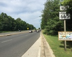 2016-08-18_09_37_27_View_west_along_Maryland_State_Route_665__Aris_T_Allen_Boulevard__at_Chinquapin_Round_Road_in_Annapolis__Anne_Arundel_County__Maryland.jpg