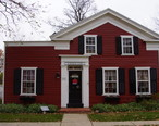 Maumee_OH_-_Greek_Revival_Townhouse_-_Built_in_1840_s_-_Originally_located_on_Wayne_and_Gibbs_Street_in_Maumee_-_Donated_by_Mr_and_Mrs_Charles_Reynolds_02.JPG