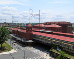 Wilmington_Station_from_parking_garage__July_2014.JPG