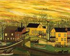 Lehigh_Canal__Sunset__New_Hope__PA_by_Joseph_Pickett.jpg