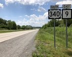2019-05-16_11_31_18_View_south_along_U.S._Route_340_and_east_along_West_Virginia_State_Route_9_just_south_of_West_Virginia_State_Route_51__Washington_Street__in_Charles_Town__Jefferson_County__West_Virginia.jpg