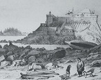 1827_illustration_of_Castle_Hill__Old_Sitka__Alaska__by_Postels.jpg