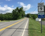 2016-06-25_16_07_57_View_east_along_West_Virginia_State_Route_9__Henry_W_Miller_Highway__just_east_of_Apple_Way_in_Paw_Paw__Morgan_County__West_Virginia.jpg