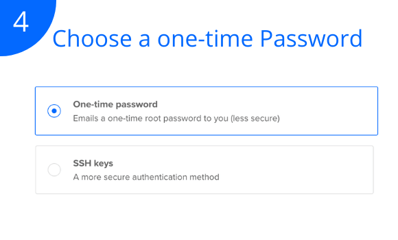 choose-a-one-time-password