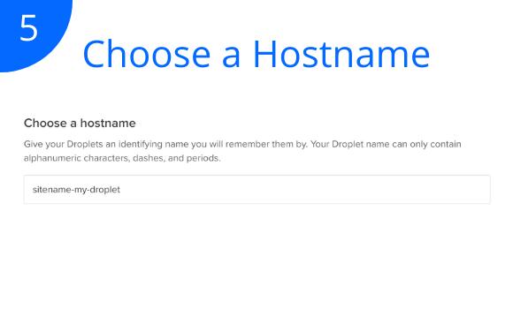 choose-hostname-server