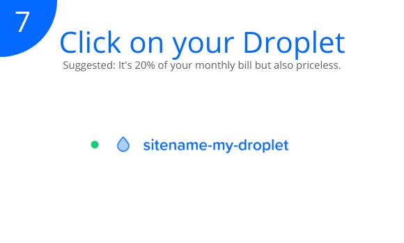 click-droplet