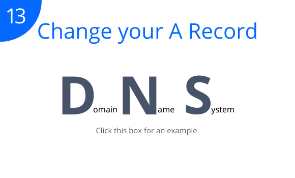change-your-A-Record