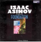 Science Fiction Audiobooks - Foundation by Isaac Asimov